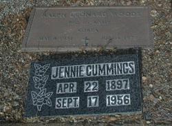 Jennie <i>Letcher</i> Cummings