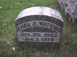 Anna E Watkins