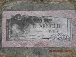 Lida D Arnold