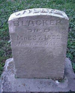 Willie Blacker