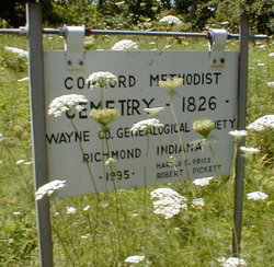 Concord Methodist Cemetery
