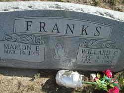 Willard C. Franks