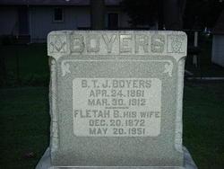 Beauregard Thomas Jefferson Boyers
