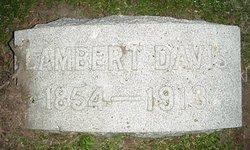 Lambert Davis