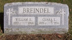 Clara L <i>Lenze</i> Breindel