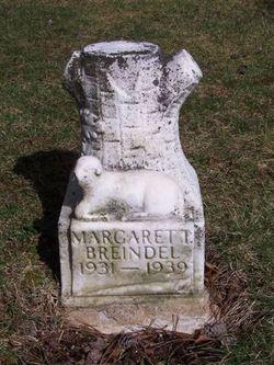 Margaret T Breindel