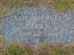Janie <i>Spencer</i> Perry