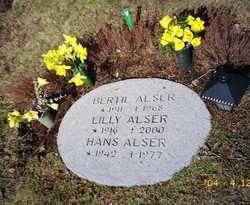 Hans Als�r