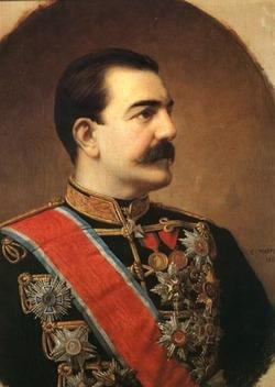 Milan Obrenovic, II