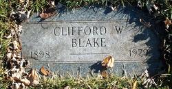 Clifford W. Blake