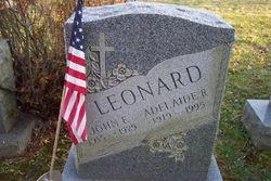 Adelaide R. Leonard