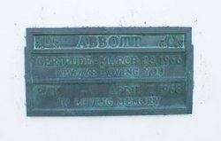 Ray Abbott