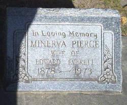 Emma Minerva <i>Pierce</i> Everett