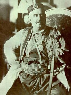 Nikola Petrovic-Njegos, I