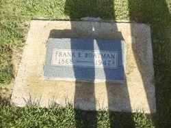 Frank E. Boatman