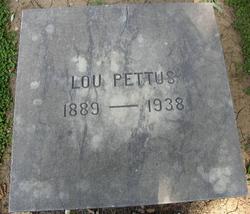 Lou Pettus