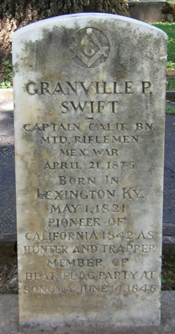 Granville Commodore Perry Swift