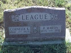 Cornelia Kate <i>Brooks</i> League