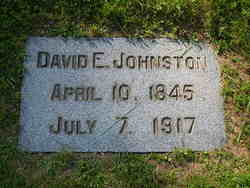David Emmons Johnston