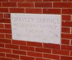 Gravley Springs Cemetery