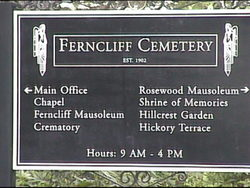Ferncliff Cemetery and Mausoleum