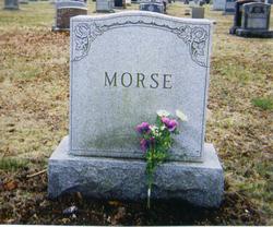 Dr Miriam M. <i>McSweeney</i> Morse