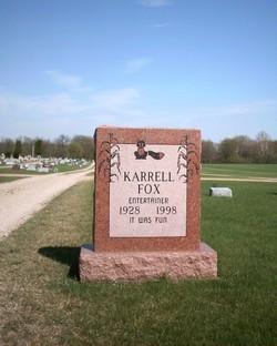 Karrell Fox