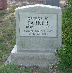 George W Parker