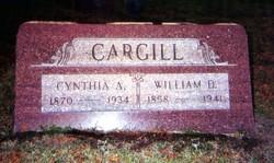 Cynthia A. <i>Hughes</i> Cargill