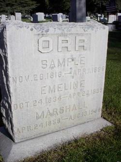 Sample Orr