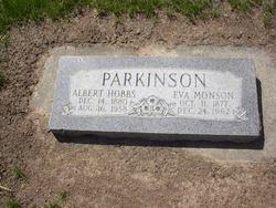 Eva <i>Monson</i> Parkinson
