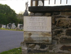 Evangelical Lutheran Trinity Cemetery