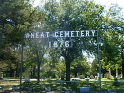 Wheat Cemetery