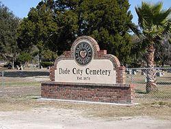 Dade City Cemetery