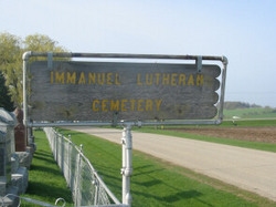 Immanuel Evangelical Lutheran Church Cemetery
