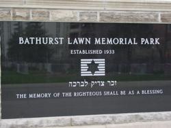 Bathurst Lawn Memorial Park