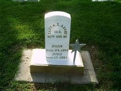Capt Harrison Zachary Adams