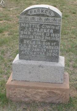 Martha Haynes <i>Wallace</i> Parker