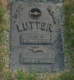 John Walter Lutter