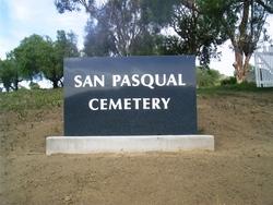 San Pasqual Cemetery