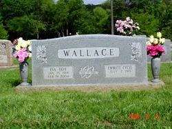 Eva Faye <i>Wood</i> Wallace