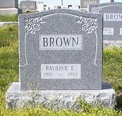 Pauline E. Brown