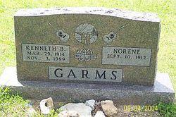 Kenneth B Garms