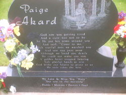 Page Ann Akard