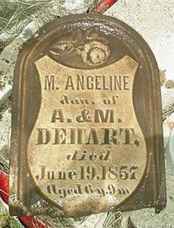 M. Angeline Dehart