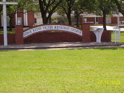 Cedar Bayou United Methodist Church Cemetery