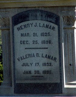 Henry James Lamar