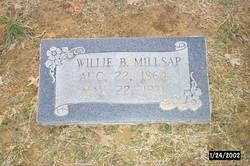 William Benjamin Willie Millsap