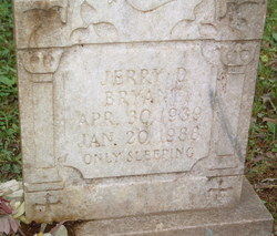 Jerry D Bryant