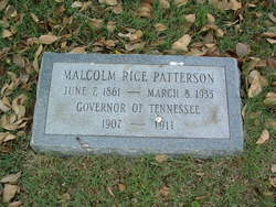 Malcolm Rice Patterson